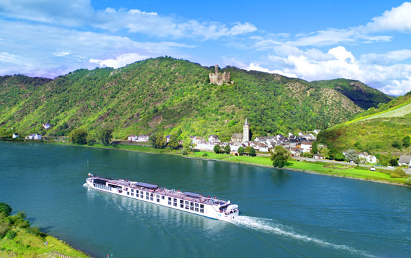 Already Booked with Crystal River Cruises
