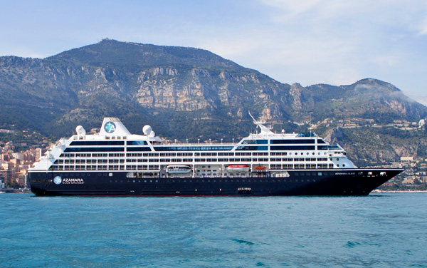 Wedding Cruises with Azamara Club Cruises