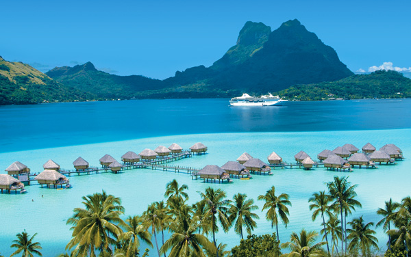 Wedding Cruises with Paul Gauguin Cruises