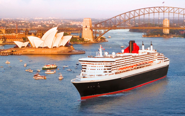 Wedding Cruises with Cunard Line