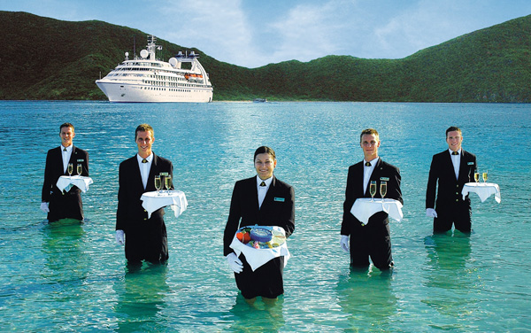 Wedding Cruises with Seabourn Cruise Line