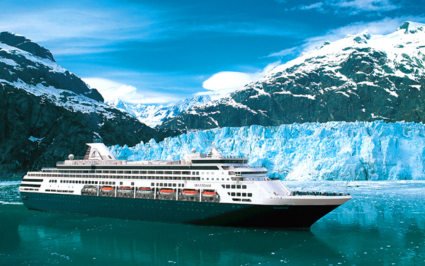 Already Booked with Holland America Line