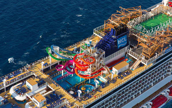 Already Booked with Norwegian Cruise Line