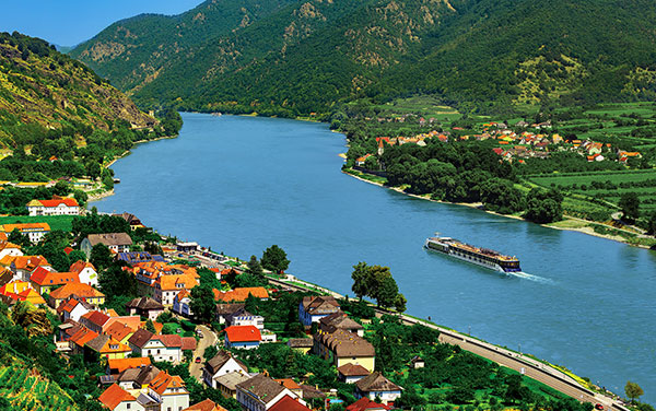 Already Booked with AmaWaterways