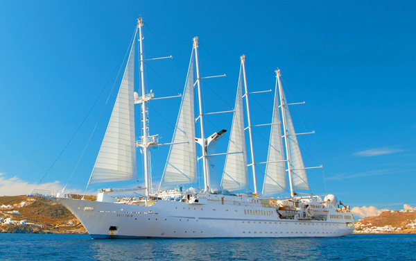 Already Booked with Windstar Cruises