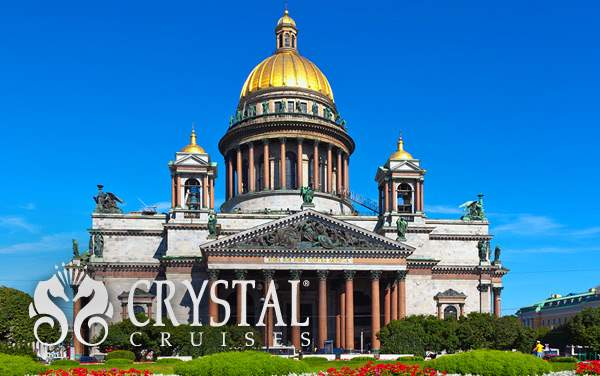 Crystal Cruises Northern Europe cruises from $6,095