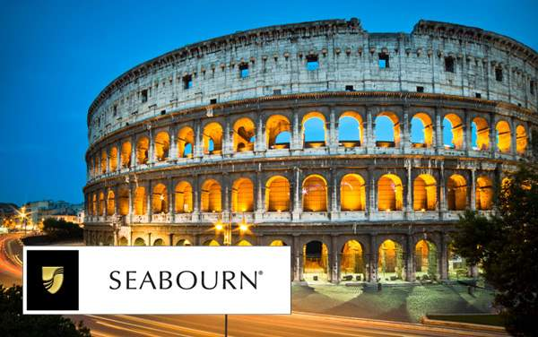Seabourn Mediterranean cruises from $3,299*