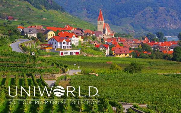 Uniworld Europe river cruises from $2,599*