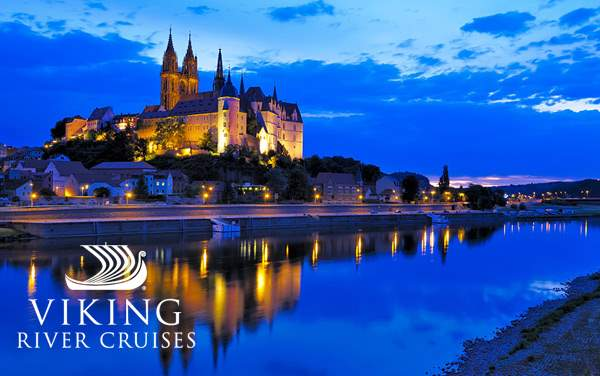 Viking Europe river cruises from $1999.00!*