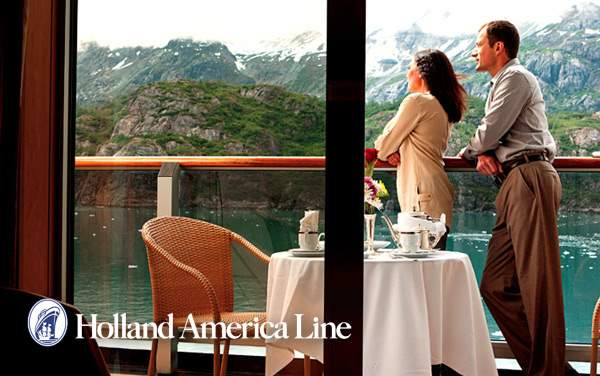 Holland America cruises from $79.00!*