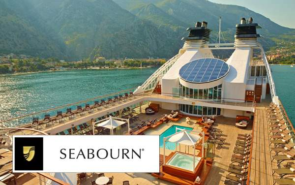 Seabourn cruises from $2,299*