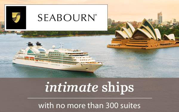 Seabourn: FREE Tips, Drinks, Gourmet Dining...