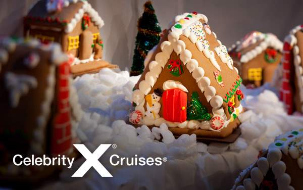 Celebrity Cruises Holiday cruises from $549*