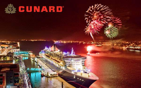 Cunard Line Holiday cruises from $479