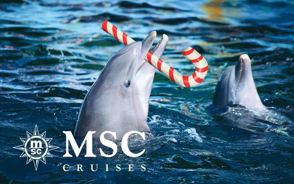 MSC Cruises Holiday cruises from $409