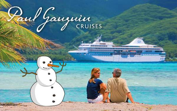 Paul Gauguin Holiday cruises from $3,194*