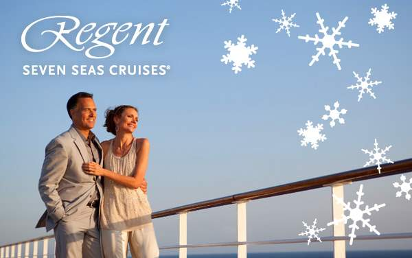 Regent Seven Seas Holiday cruises from $8,899*