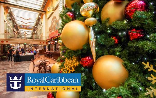 Royal Caribbean Holiday cruises from $261.50*