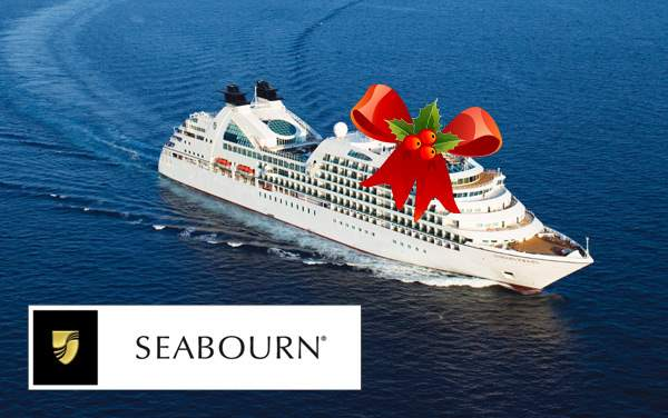Seabourn Holiday cruises from $2,499*