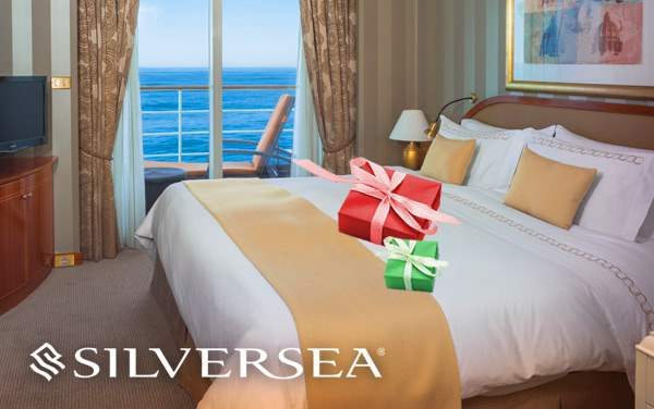 Silversea Holiday cruises from $3200.00!*