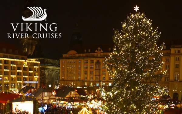 Viking Rivers Holiday river cruises from $4,898