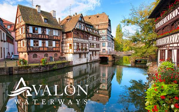 Avalon Waterways Europe river cruises from $2,199