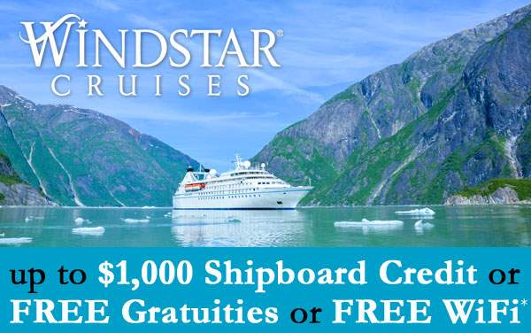Windstar: Choose Your FREE Perk*