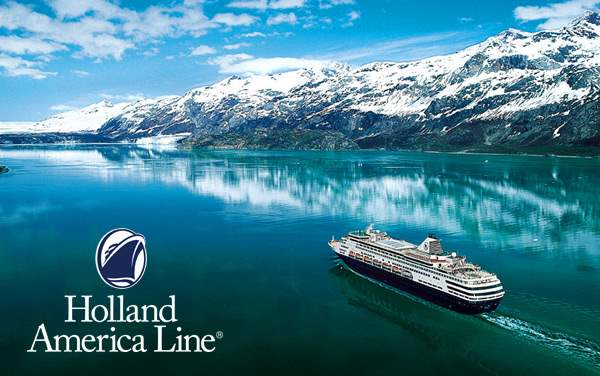 Holland America Alaska cruises from $559