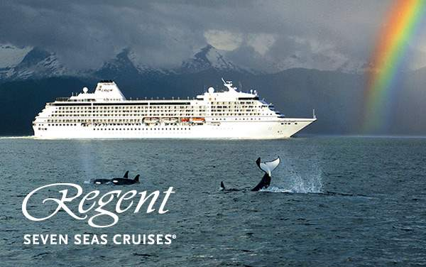 Regent Seven Seas Alaska cruises from $4,399