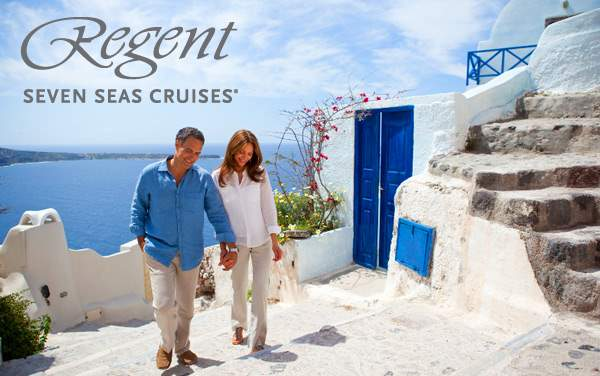 Regent Seven Seas Mediterranean cruises from $7,399*