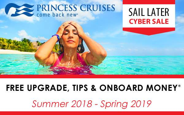 Princess Cyber Sale: FREE Upgrade, Tips and OBC*