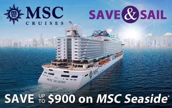 MSC Cruises And Cruise Deals Destinations Ships - Cruise deals from miami
