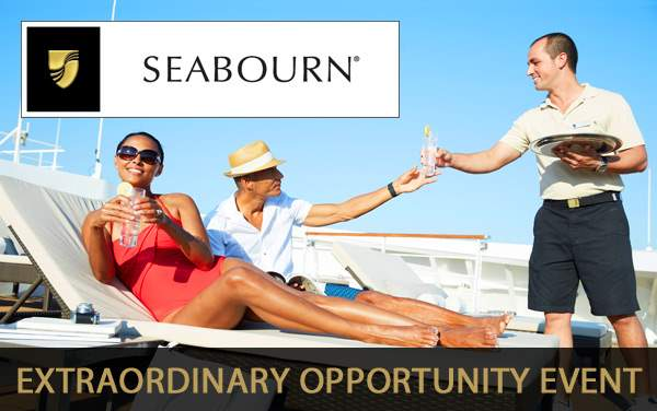 Seabourn Extraordinary Opportunity Event