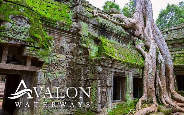 Avalon Waterways Southeast Asia river cruises from $3,339*