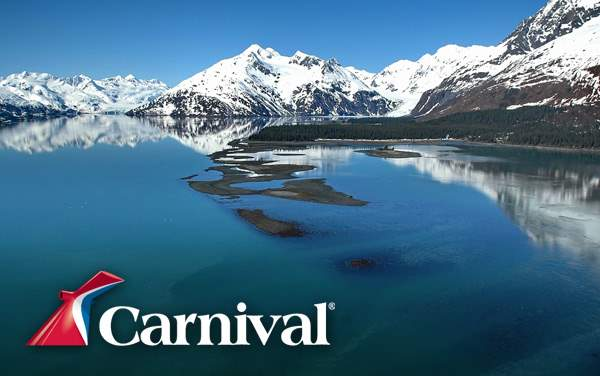 Carnival Alaska cruises from $509*