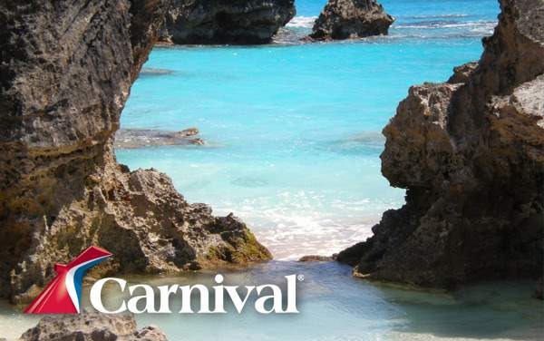 Carnival Bermuda cruises from $484*