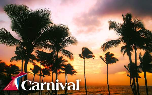 Carnival Hawaii cruises from $729*