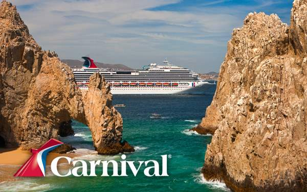 Carnival Mexican Riviera cruises from $169.00!*