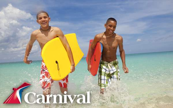 Carnival Eastern Caribbean cruises from $244*