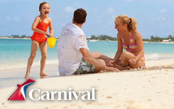 Carnival Western Caribbean cruises from $189*