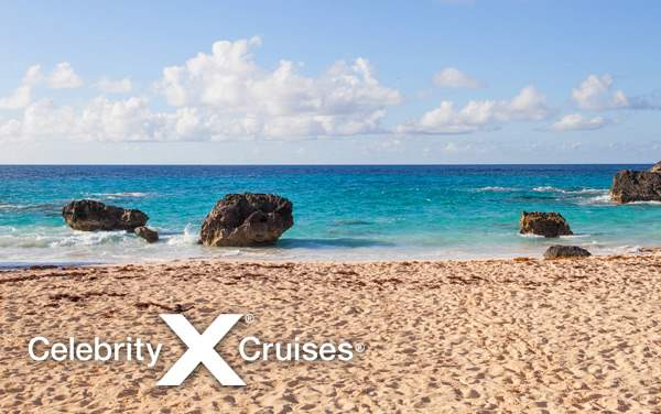 Celebrity Bermuda cruises from $749.00!*
