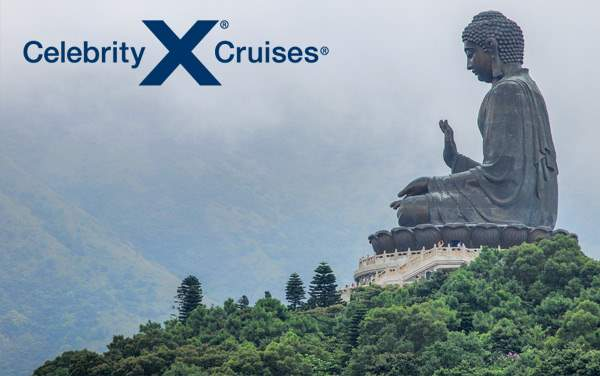 Celebrity Asia cruises from $799*
