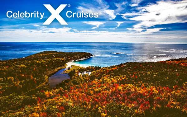 Celebrity Canada and New England cruises from $1599.00!*
