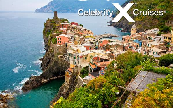Celebrity Mediterranean cruises from $829*
