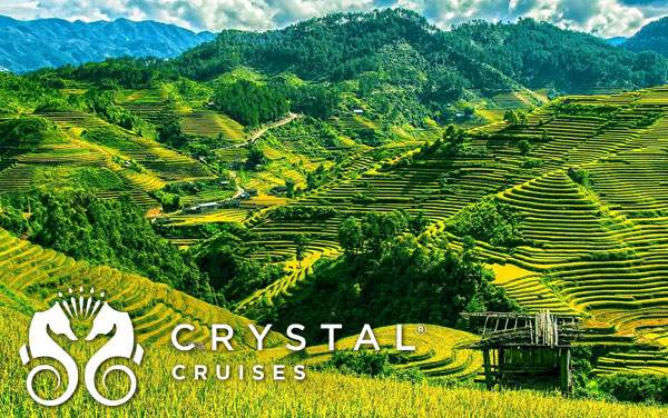 Crystal Southeast Asia cruises from $2,649*