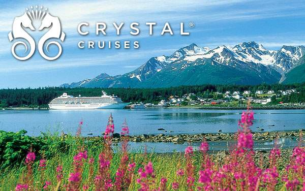 Crystal Alaska cruises from $3570.00!*