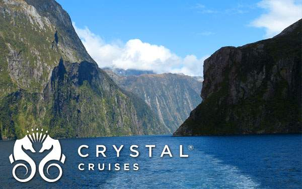 Crystal Australia/New Zealand cruises from $7650.00!*