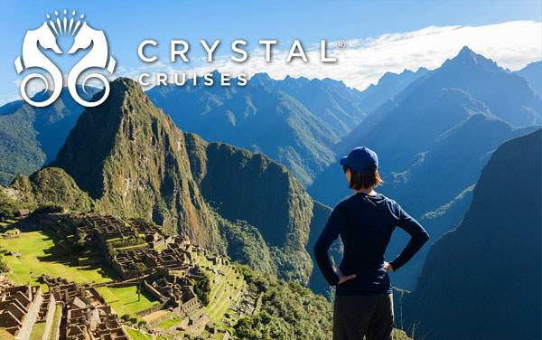 Crystal South America cruises from $5100.00!*