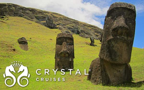 Crystal South Pacific/ Tahiti cruises from $9,104*