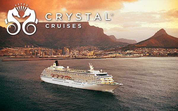 Crystal Africa cruises from $33,149*